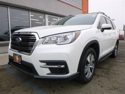 2019 Subaru Ascent for sale at Torgerson Auto Center in Bismarck ND