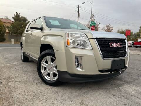 2015 GMC Terrain for sale at Boktor Motors in Las Vegas NV