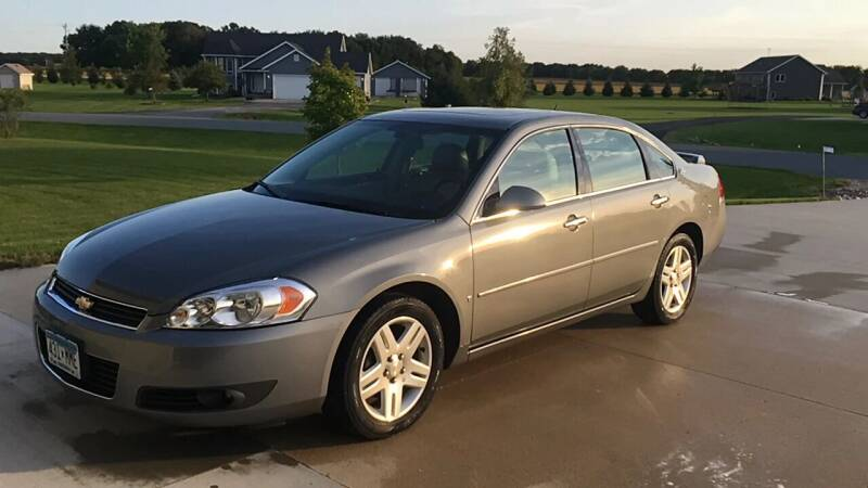 2007 Chevrolet Impala for sale at Carney Auto Sales in Austin MN