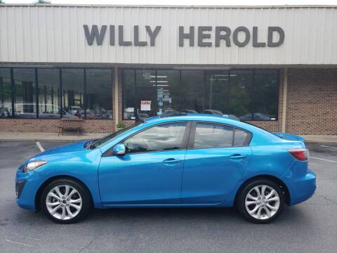 2010 Mazda MAZDA3 for sale at Willy Herold Automotive in Columbus GA