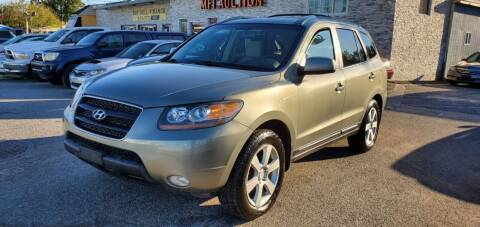 2007 Hyundai Santa Fe for sale at MFT Auction in Lodi NJ
