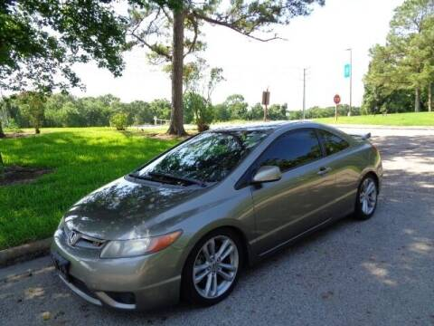 2008 Honda Civic for sale at Houston Auto Preowned in Houston TX