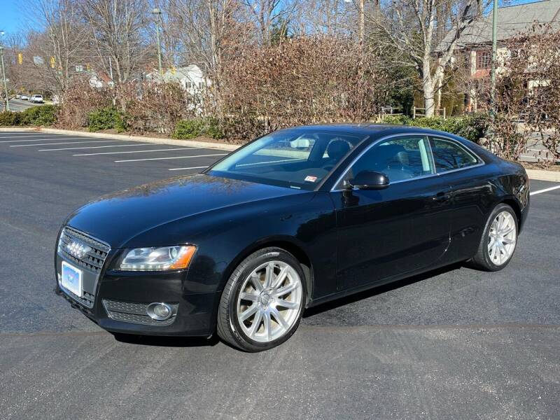 2011 Audi A5 for sale at Car World Inc in Arlington VA