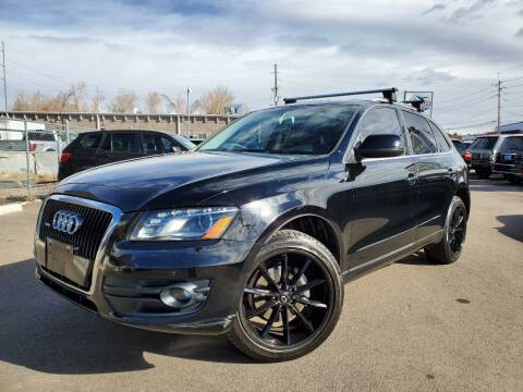2010 Audi Q5 for sale at LA Motors LLC in Denver CO