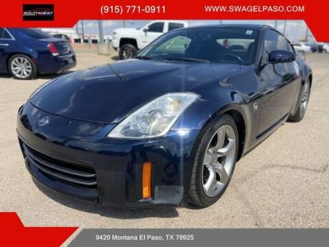 2007 Nissan 350Z for sale at SOUTHWEST AUTO GROUP-EL PASO in El Paso TX