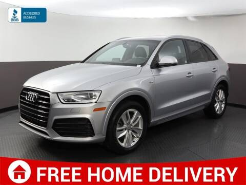 2018 Audi Q3 for sale at Florida Fine Cars - West Palm Beach in West Palm Beach FL
