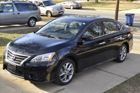 2014 Nissan Sentra for sale at SOUTH AMERICA MOTORS in Sterling VA