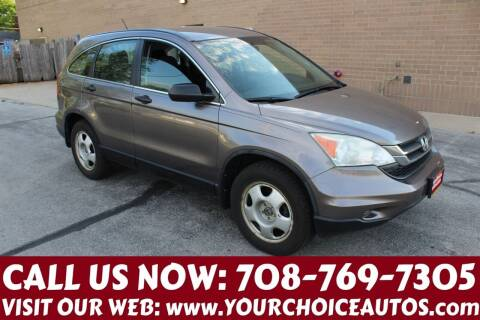 2011 Honda CR-V for sale at Your Choice Autos in Posen IL