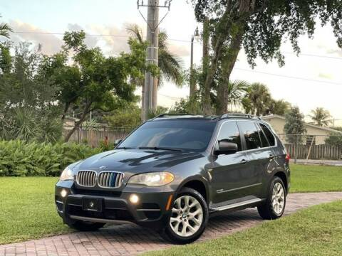 2013 BMW X5 for sale at Citywide Auto Group LLC in Pompano Beach FL