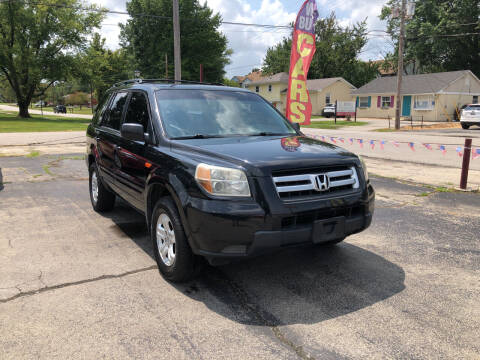 2006 Honda Pilot for sale at Neals Auto Sales in Louisville KY