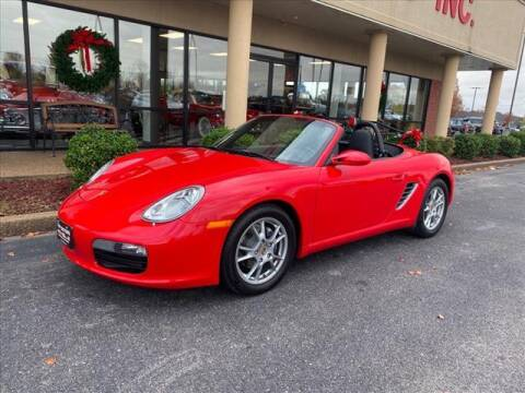 2005 Porsche Boxster for sale at TAPP MOTORS INC in Owensboro KY