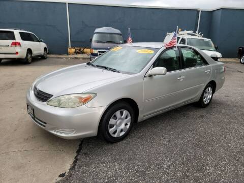 2004 Toyota Camry for sale at 1020 Route 109 Auto Sales in Lindenhurst NY