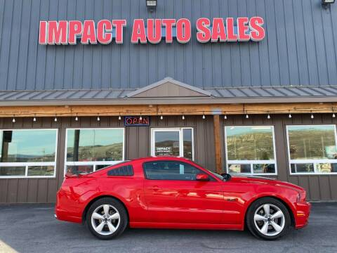 2014 Ford Mustang for sale at Impact Auto Sales in Wenatchee WA