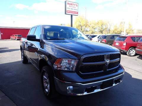 2015 RAM Ram Pickup 1500 for sale at Marty's Auto Sales in Savage MN