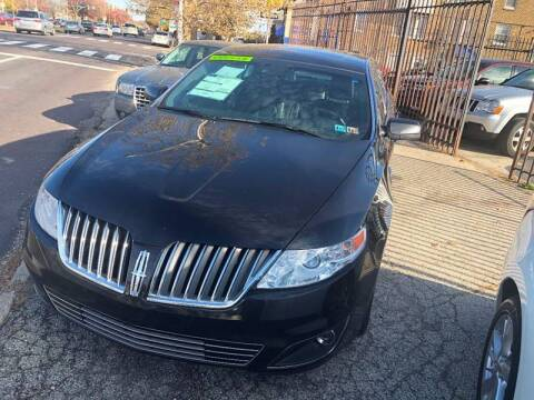 2010 Lincoln MKS for sale at Z & A Auto Sales in Philadelphia PA