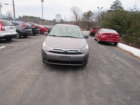 2009 Ford Focus for sale at Heritage Truck and Auto Inc. in Londonderry NH
