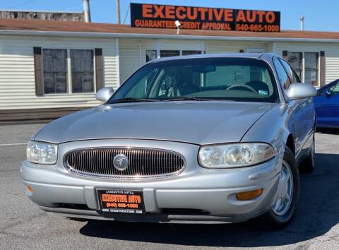 2000 Buick LeSabre for sale at Executive Auto in Winchester VA