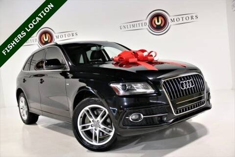 2013 Audi Q5 for sale at Unlimited Motors in Fishers IN