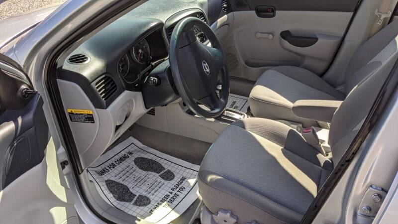2007 Hyundai Accent GLS 4dr Sedan - Etters PA
