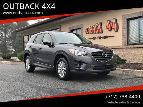 2016 Mazda CX-5 for sale at OUTBACK 4X4 in Ephrata PA