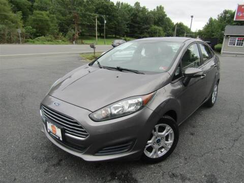 2014 Ford Fiesta for sale at Guarantee Automaxx in Stafford VA