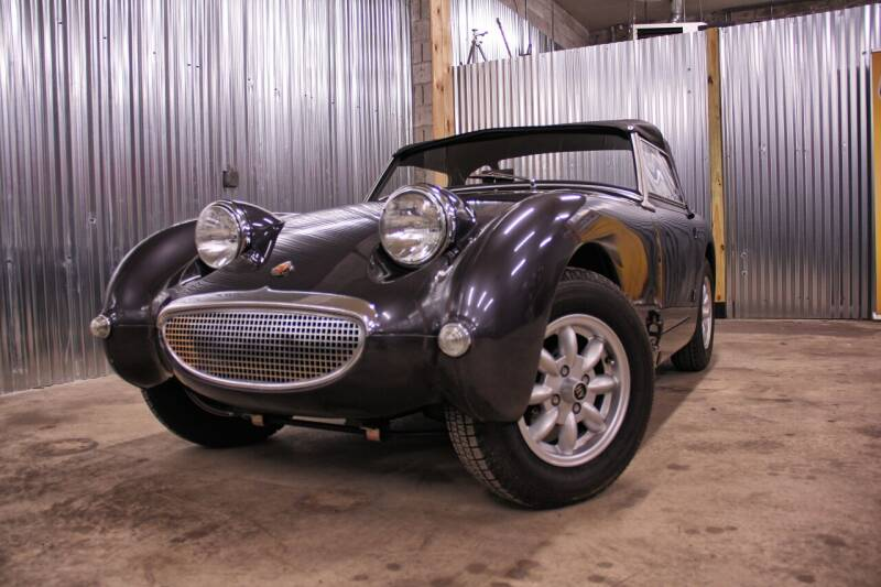 1959 Austin-Healey Roadster Sprite for sale at McQueen Classics in Lewes DE