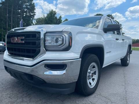 2017 GMC Sierra 1500 for sale at Airbase Auto Sales in Cabot AR