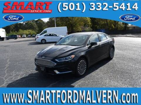 2018 Ford Fusion for sale at Smart Auto Sales of Benton in Benton AR