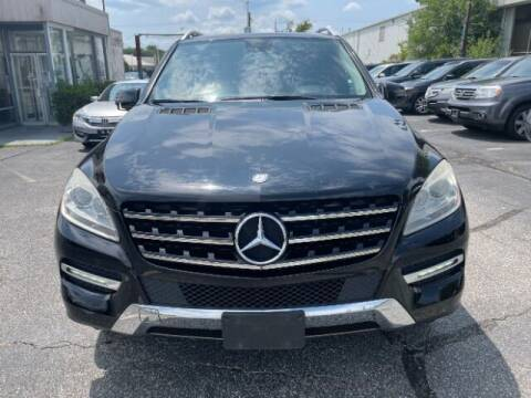 2012 Mercedes-Benz M-Class for sale at A&R Motors in Baltimore MD