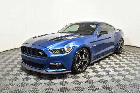 2017 Ford Mustang for sale at Southern Auto Solutions-Jim Ellis Volkswagen Atlan in Marietta GA