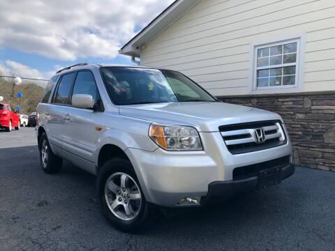 2006 Honda Pilot for sale at No Full Coverage Auto Sales in Austell GA