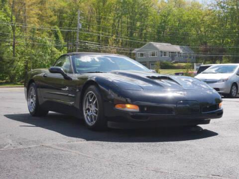 2003 Chevrolet Corvette for sale at Canton Auto Exchange in Canton CT