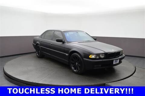 2001 BMW 7 Series for sale at M & I Imports in Highland Park IL
