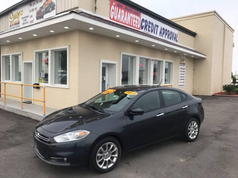 2013 Dodge Dart for sale at Suarez Auto Sales in Port Huron MI
