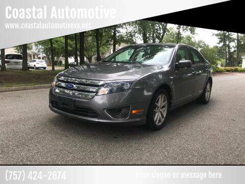 2011 Ford Fusion for sale at Coastal Automotive in Virginia Beach VA