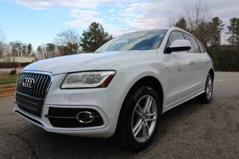 2015 Audi Q5 for sale at Oak City Motors in Garner NC
