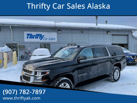2018 Chevrolet Suburban for sale at Thrifty Car Sales Alaska in Anchorage AK