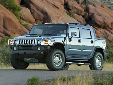 2005 HUMMER H2 SUT for sale at Bill Gatton Used Cars - BILL GATTON ACURA MAZDA in Johnson City TN