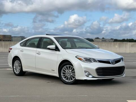 2015 Toyota Avalon Hybrid for sale at Car Match in Temple Hills MD