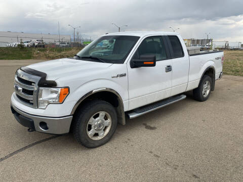 2013 Ford F-150 for sale at Truck Buyers in Magrath AB