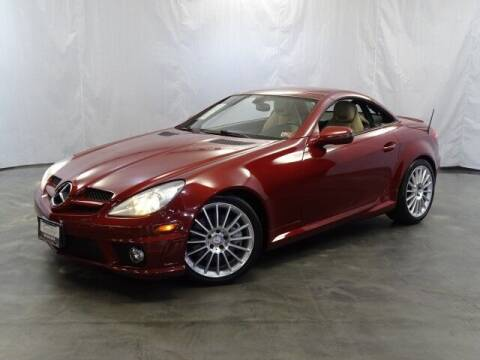 2011 Mercedes-Benz SLK for sale at United Auto Exchange in Addison IL