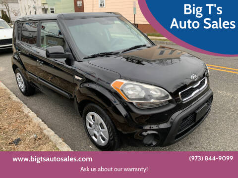 2012 Kia Soul for sale at Big T's Auto Sales in Belleville NJ