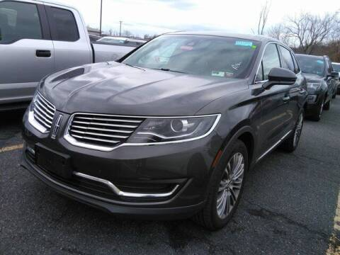 2018 Lincoln MKX for sale at Tim Short Auto Mall in Corbin KY