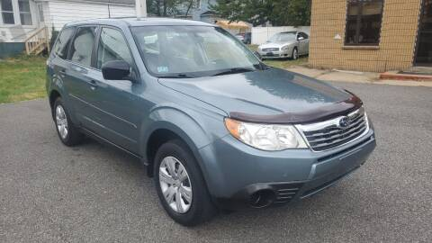 2009 Subaru Forester for sale at Citi Motors in Highland Park NJ