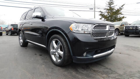 2011 Dodge Durango for sale at Action Automotive Service LLC in Hudson NY