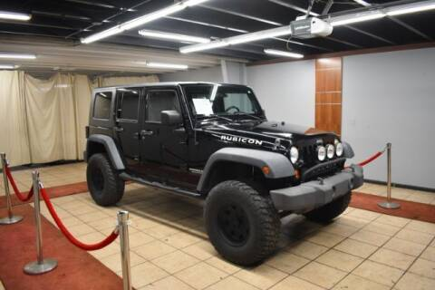 2010 Jeep Wrangler Unlimited for sale at Adams Auto Group Inc. in Charlotte NC