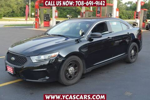 2014 Ford Taurus for sale at Your Choice Autos - Crestwood in Crestwood IL