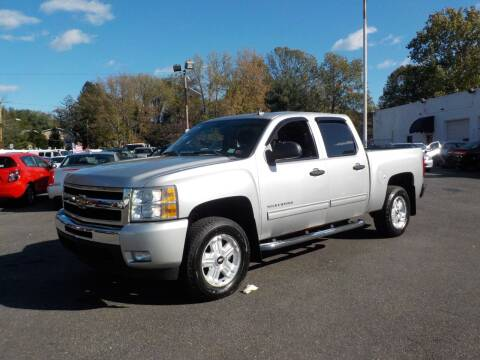 2010 Chevrolet Silverado 1500 for sale at United Auto Land in Woodbury NJ
