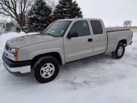 2004 Chevrolet Silverado 1500 for sale at De Anda Auto Sales in Storm Lake IA