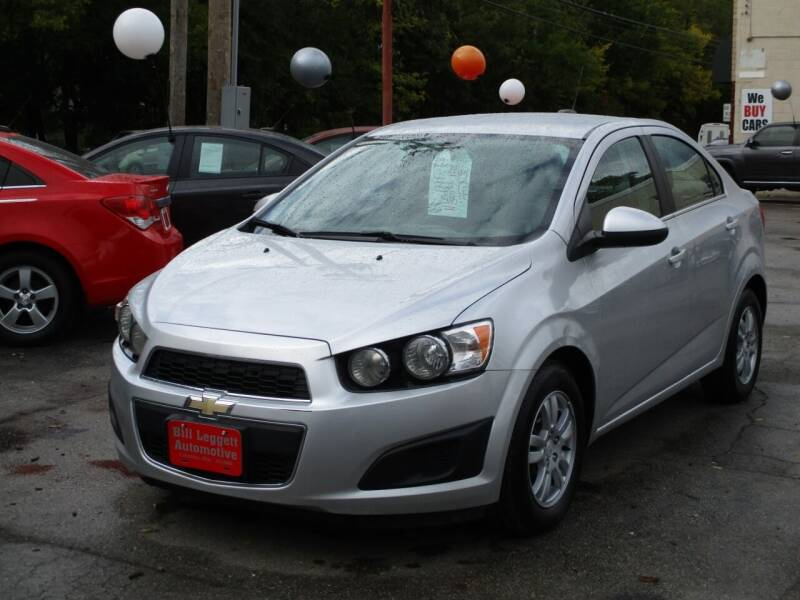 2015 Chevrolet Sonic for sale at Bill Leggett Automotive, Inc. in Columbus OH